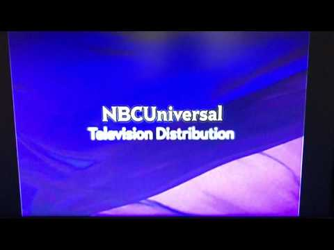 NBCUniversal Television Distribution (V5) Logo