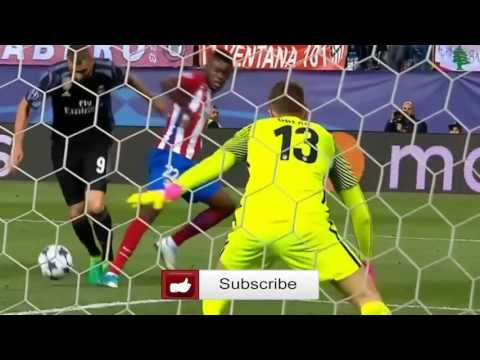 Atletico Madrid vs Real Madrid 2-1(agg 2-4) #ChampionsLeague May 10th 2017 All Goals and Highlights!