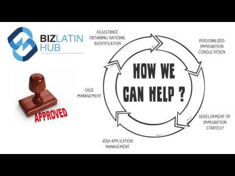 Visa Services in Latin America - Biz Latin Hub