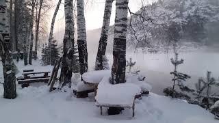 горнолыжный курорт Манжерок