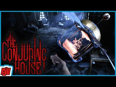 The Conjuring House Part 2 | Horror Game | PC Gameplay Walkthrough