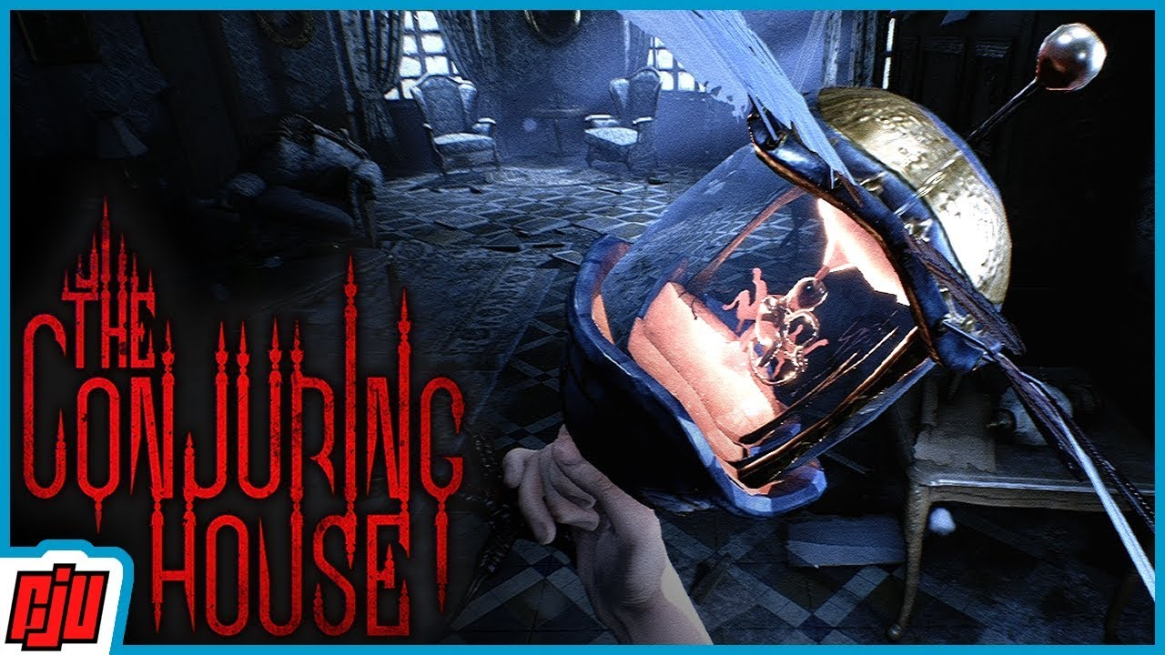 The Conjuring House Part 2 (The Dark Occult) | Horror Game | PC Gameplay  Walkthrough
