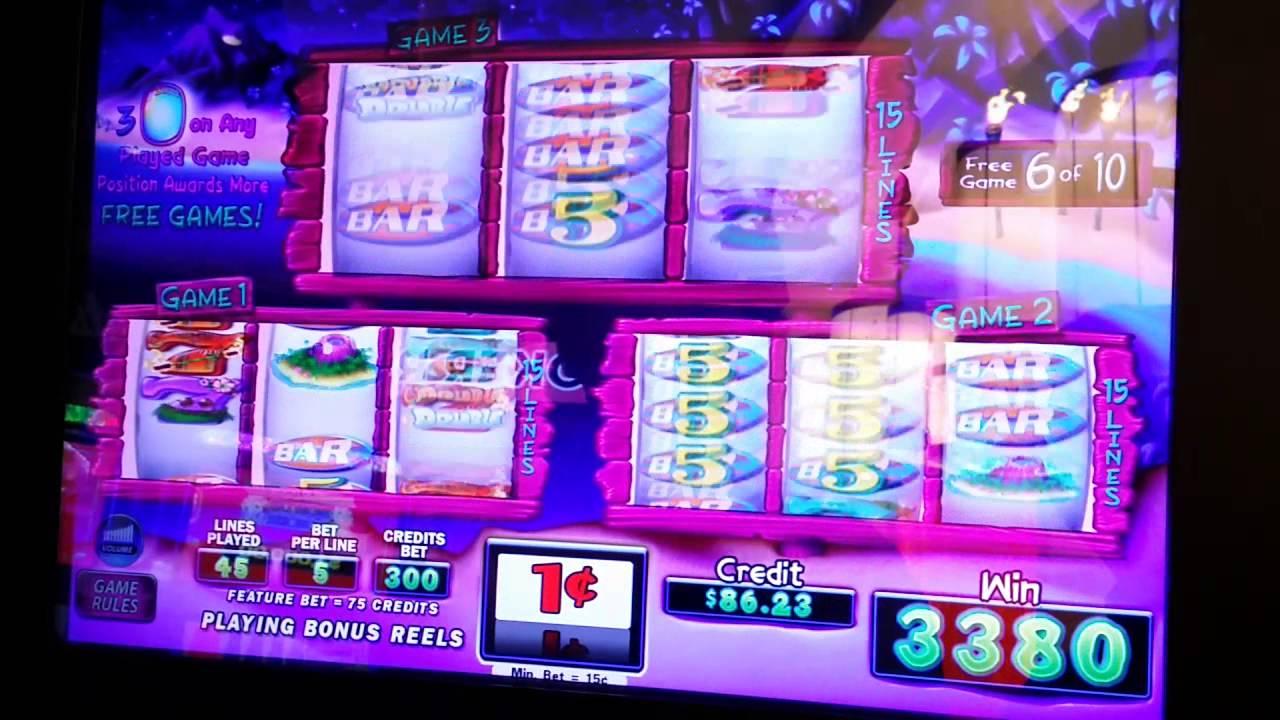 Bubble Time Slot Machine Review