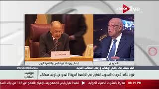 بتوقيت القاهرة ـ ل. فؤاد علام: قطر نجحت إعلامياً في خلق رأي عام يخالف الواقع