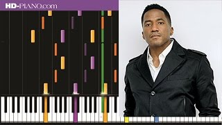 How to play Q Tip Vivrant Thing   Piano tutotial  50% speed