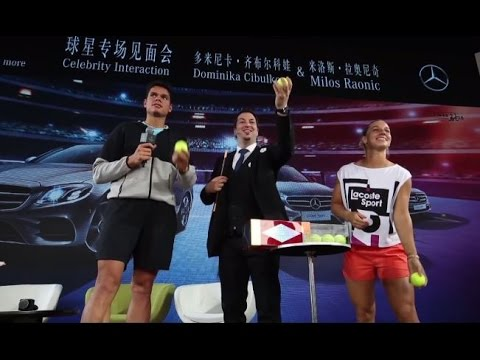 ATP China open Beijing part 1 (Gaby Magic)