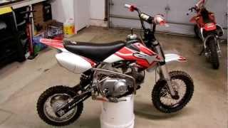 2003 Honda XR50/CRF50 - Lots of Mods