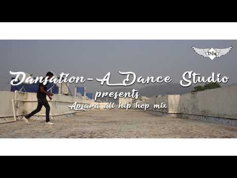 Apsara Ali hip hop remix |The Dansation Crew |Kings United Mix