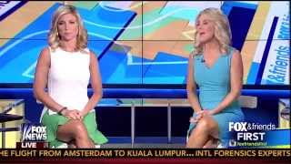 Ainsley Earhardt & Heather Childers 07-22-14