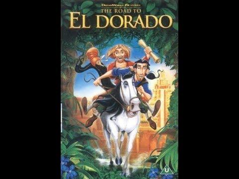 Elton John - Friends Never Say Goodbye (The Road to El Dorado film version)
