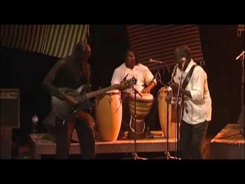 Mini concert africain de Abdoulaye et Ahmed Cissé