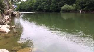 riboLov na rijeci Lim (fishing on river Lim)