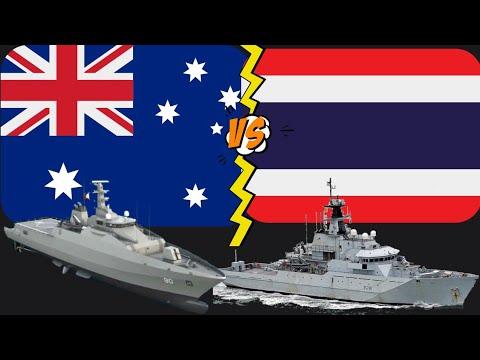 Thailand's Krabi Class Offshore Patrol Vessel, for the Philippine Navy against Australia's OPVs