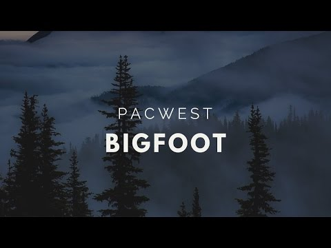 Bigfoot Encounter Interview (001) - Mark From Utah - PacWest Bigfoot