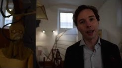 3minutePhd: Patent Law as Exclusive Rights by Law researcher Leon Dijkman