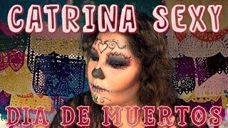 Colaborativo de Dia de Muertos + Catrina Sexy y Rapida (SIN BASE BLANCA)