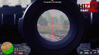 H1Z1 Battle Royale - Part 2 - I PICKED UP THE SNIPER!