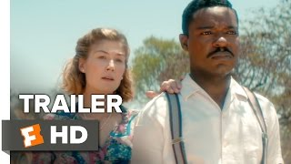 A United Kingdom Official 'Independence' Trailer (2016) - Rosamund Pike Movie