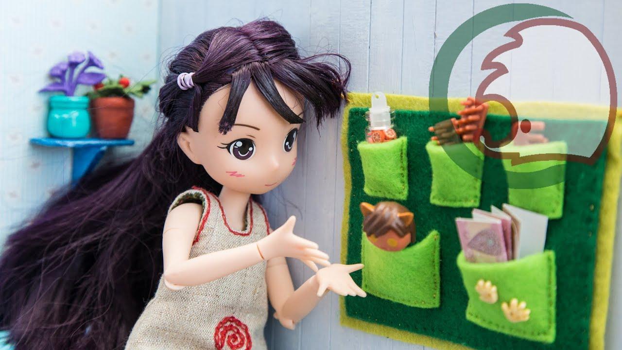 Самоделушки для кукол своими руками