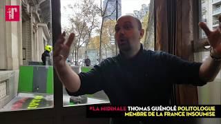 Thomas Guénolé (FI) :