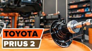 Kako zamenjati Blažilnik TOYOTA PRIUS Hatchback (NHW20_) - spletni brezplačni video