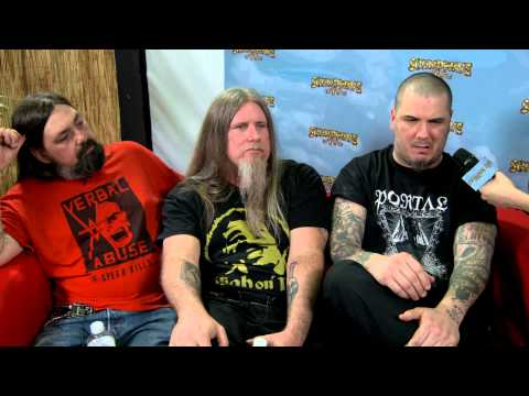 Down Backstage Interview: Soundwave TV 2014