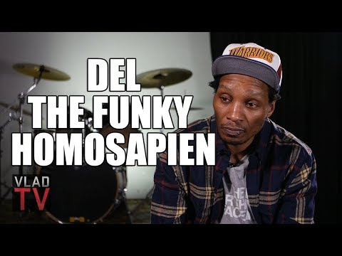 Del The Funky Homosapien on Being Inspired by His Cousin Ice Cube (Part 1)