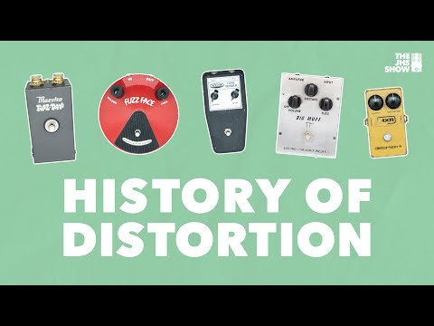 history-of-distortion