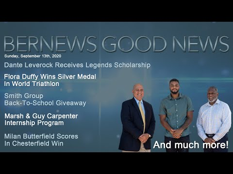 "Bernews ""Good News"" Sunday Spotlight, September 13, 2020"