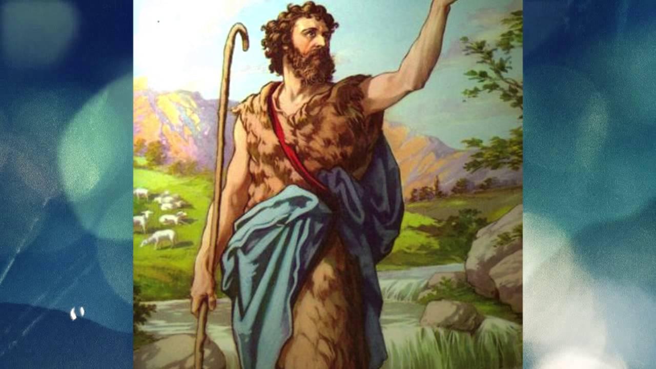 El nacimiento de San Juan Bautista - 24 de junio - YouTube