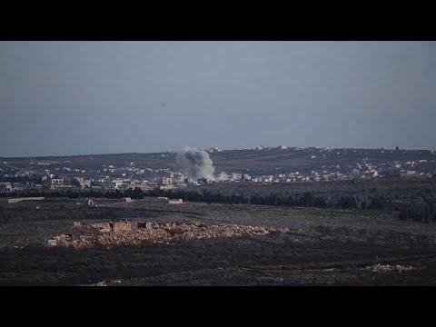 Сирийская армия заняла Мааррет-эн-Нууман