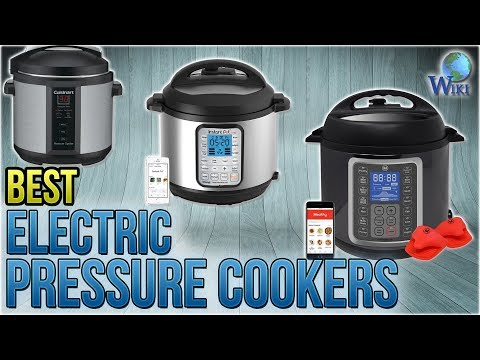 10-best-electric-pressure-cookers-2018