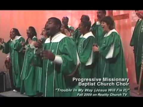 reality gospel church