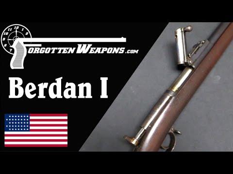 Colt-Berdan I: Russia's First Military Cartridge Rifle