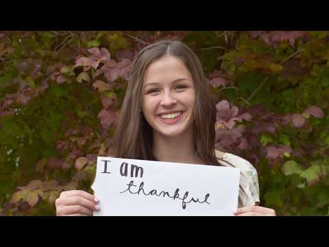 Thankful (children's Thanksgiving song)