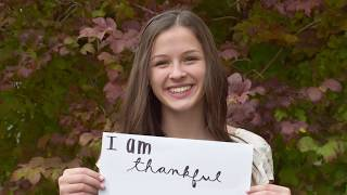 Thankful (children's Thanksgiving song by Shawna Belt Edwards)