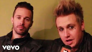 Papa Roach - Toazted Interview 2013 (part 1)