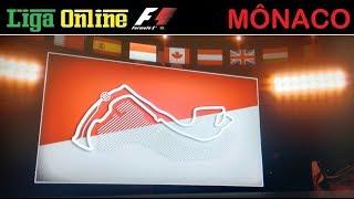 GP de Mônaco (Principado) de F1 2018 - Liga Online F1 - Cat. Iniciantes (5ª Divisão)