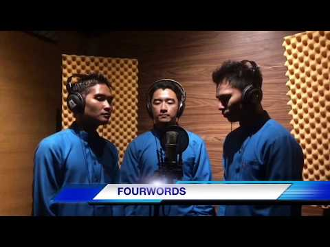 Fourwords - Aku Tanpa CintaMu (Mirwana ft. Jay Jay Cover) #HilwanContest