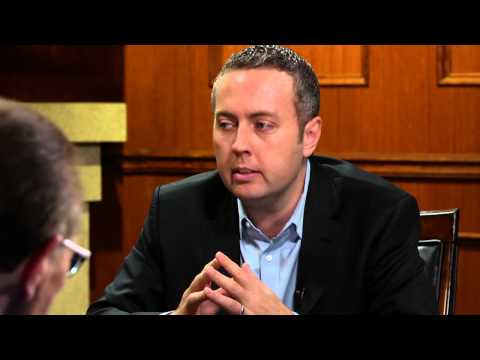 Larry King Interviews Ian Russell of GreatCollections Coin Auctions