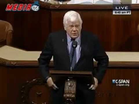 Dem Rep  Jim McDermott During Obamacare Debate