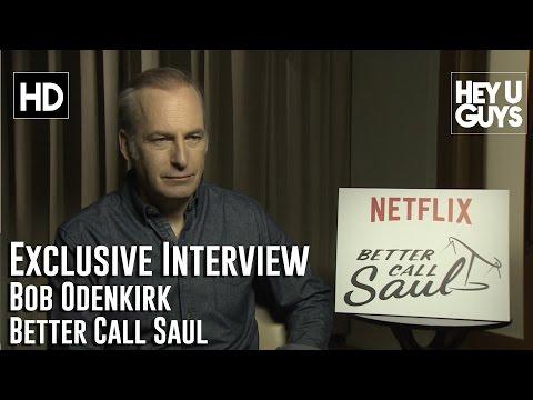 Exclusive  Bob Odenkirk  Better Call Saul Season 1 Breaking Bad