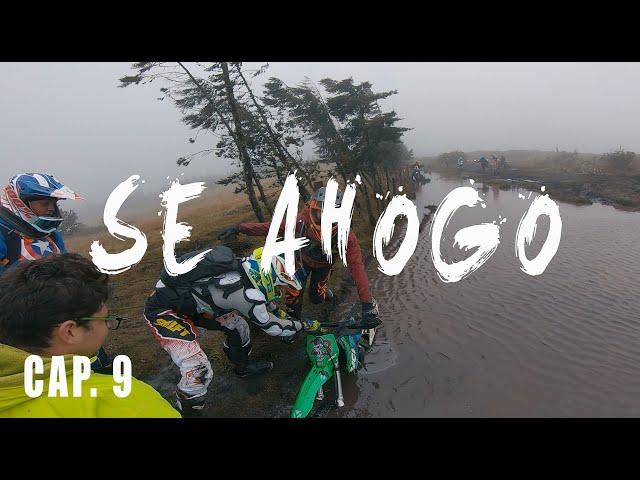 MOTO VS PISCINA DE BARRO ? | #Díadeunmotero | CAP. 9