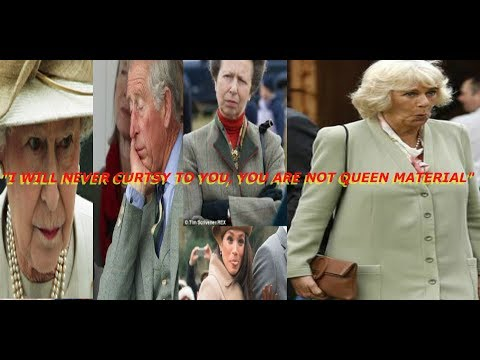 PRINCE CHARLES HAULED CAMILLA OFF TO THE MENTAL HOSPITAL