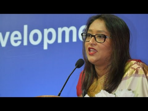 Special Statement by Ms. Saima Wazed at the 12th Inter-Ministerial Conference