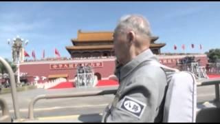 Грандиозный военный парад состоялся в Пекине