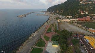Zonguldak Kilimli Sahili Havadan Görünüm