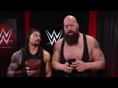 "Thumbnail: Roman Reigns and Big Show think they are ""The Greatest"" - WWE Champions"