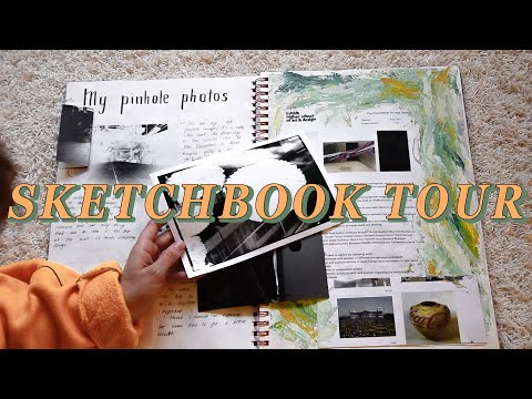 Скетчбук из Британки (БВШД) // BHSAD Sketchbook