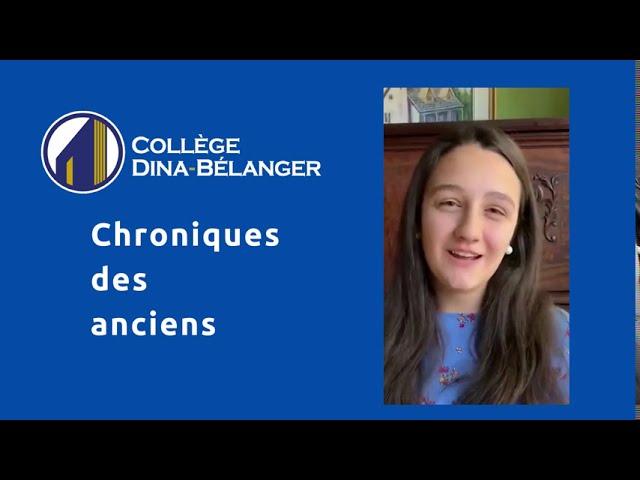 Pourquoi choisir la musique au Collège Dina-Bélanger